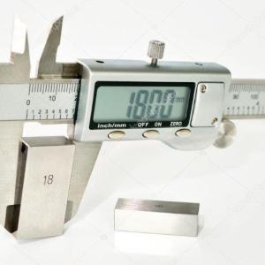 Calibração de paquímetro